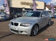 BMW 1 SERIES 116D M SPORT 5DR DIESEL MANUAL 2011/11 for Sale