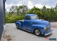 "1953 Chevrolet Pickup ZZ502ci 671 Blower, IFS, 4 Link, 9"", Wilwood - Camaro F100 for Sale"