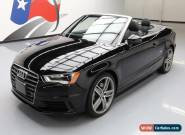 2015 Audi A3 Premium Plus Convertible 2-Door for Sale