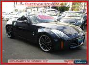 2007 Nissan 350Z Z33 MY07 Roadster Touring Blue Automatic 5sp A Convertible for Sale