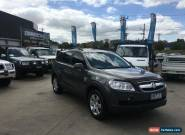 HOLDEN CAPTIVA CX 2010 AUTOMATIC 2.0L TURBO DIESEL 4D WAGON AUTO nissan x trail for Sale