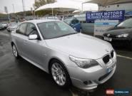 2008 BMW 5 Series 2.0 520D M SPORT 4d AUTO 175 BHP for Sale