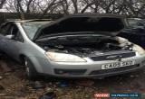 Classic FORD FOCUS C-MAX 2005, 1.6 DIESEL AUTOMATIC spares or repair for Sale