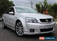 2015 Holden Caprice WN V Silver Automatic 6sp A Sedan for Sale