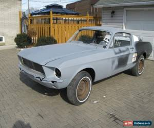 Classic 1967 Ford Mustang GTA for Sale