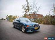 BMW: 3-Series E36 for Sale