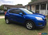 2015 holden trax LS for Sale