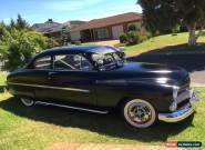 1950 mercury coupe hot rod rat rod for Sale