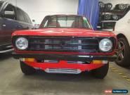 DATSUN 1200 UTE 13B TURBO DRAG CAR 8 SEC CAR for Sale