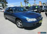 2002 Holden Commodore VY Executive Blue Automatic 4sp A Sedan for Sale