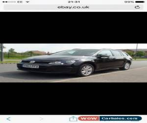 Classic 2013 VOLKSWAGEN GOLF SE BLUEMOTION TECH T BLACK for Sale
