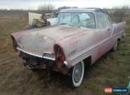1957 Lincoln Premiere Convertible for Sale