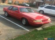 1991 Ford Mustang LX  2-Door for Sale