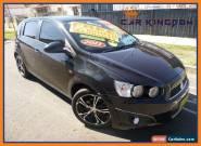 2011 Holden Barina TM Automatic 6sp A Hatchback for Sale