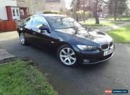 2006/56 BMW 330d SE Auto 2dr Coupe Black for Sale