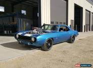 1969 Chevrolet Camaro Pro Touring for Sale