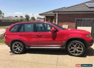 BMW X5 2004 AWD V8 4.4L for Sale