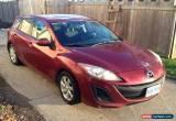 Classic Mazda: Mazda3 for Sale