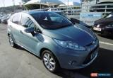 Classic 2009 Ford Fiesta 1.25 ZETEC 5dr 81 BHP for Sale