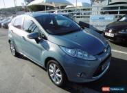2009 Ford Fiesta 1.25 ZETEC 5dr 81 BHP for Sale