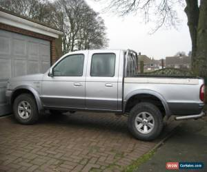 Classic 2005 FORD RANGER XLT 4X4 TD 4 door SILVER for Sale