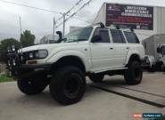 1992 Toyota Landcruiser HZJ75RV (4x4) Manual 5sp M Wagon for Sale
