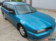 2001 MITSUBISHI MAGNA EXECUTIVE STATION WAGON - 9 MONTHS REGO - LOW 125428 KMS for Sale