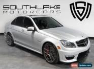 2012 Mercedes-Benz C-Class Base Sedan 4-Door for Sale