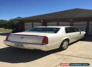 2008 Cadillac DTS Base Sedan 4-Door for Sale
