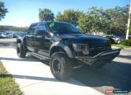 2013 Ford F-150 SVT Raptor Crew Cab Pickup 4-Door for Sale