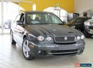 2009 Jaguar X-Type X400 MY09 LE Green Automatic 5sp A Sedan for Sale