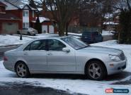 2006 Mercedes-Benz S-Class for Sale