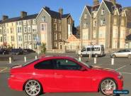 2007 BMW 335D M SPORT RED for Sale