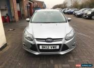 2012 FORD FOCUS TITANIUM 2.0 DIESEL AUTOMATIC for Sale