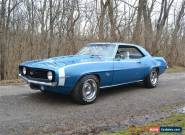 1969 Chevrolet Camaro 2 DOOR HARDTOP for Sale
