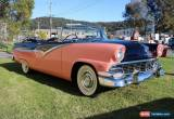 Classic 1956 FORD FAIRLANE SUNLINER CONVERTIBLE for Sale