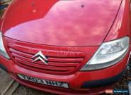 2003 CITROEN lx C3 C1 C2 1.4 petrol engine 85k spares or repairs runs drives vgc for Sale