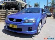 2007 HOLDEN COMMODORE SV6 AUTO LOG BOOKS DRIVES EXCELLENT LONG REGO for Sale