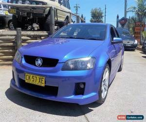 Classic 2007 HOLDEN COMMODORE SV6 AUTO LOG BOOKS DRIVES EXCELLENT LONG REGO for Sale