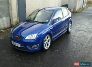 2006 ford focus st-3 mk 2 3 miles for Sale