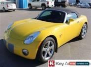 Pontiac: Solstice Roadster for Sale