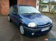Renault Clio 1.4 Alize 5 door, SPARES OR REPAIR  **NO RESERVE** for Sale