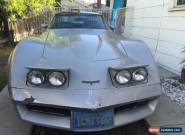 1981 Chevrolet Corvette 2 door coupe for Sale