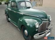 1941 Chevrolet Other 2 door  for Sale