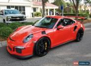 2016 Porsche 911 GT3 RS Coupe 2-Door for Sale