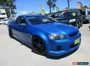 2008 Holden Ute VE SS V Blue Manual 6sp M Utility for Sale