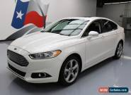 2013 Ford Fusion SE Sedan 4-Door for Sale