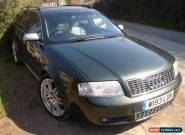 AUDI S6 QUATTRO AUTO GREEN for Sale