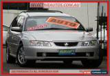 Classic 2003 Holden Berlina VY II Silver Automatic 4sp A Wagon for Sale