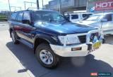 Classic 2004 Nissan Patrol GU IV MY05 ST-S Blue Automatic 5sp A Wagon for Sale